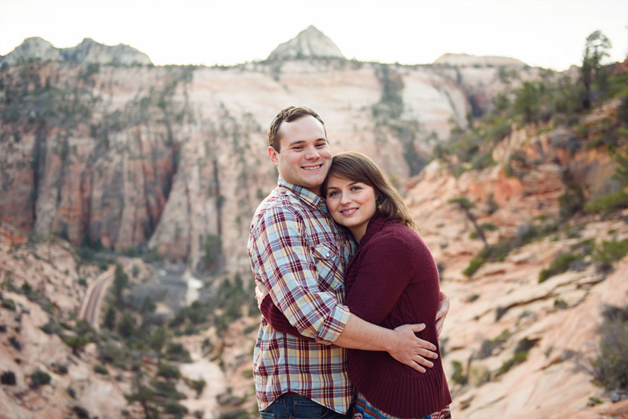 Zion-National-Park-Engagement-11