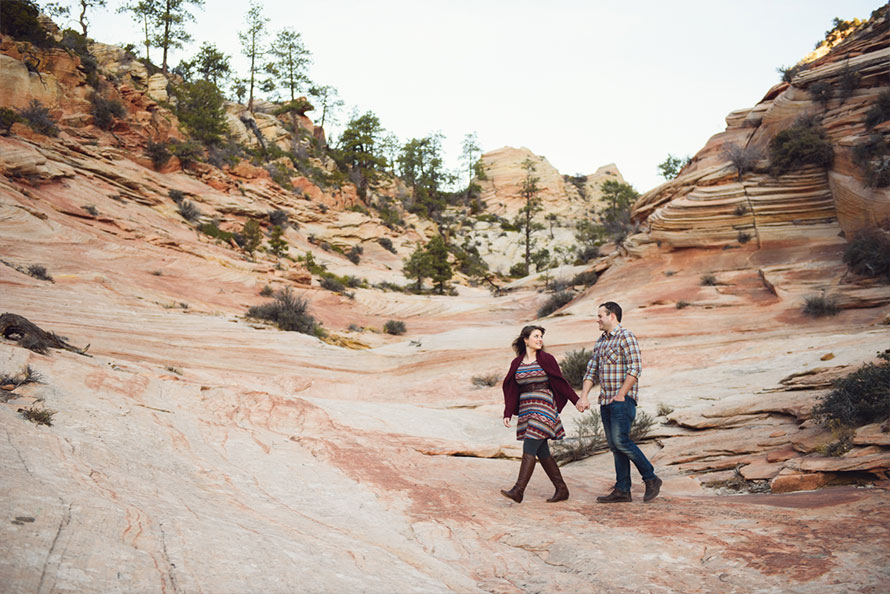 Zion-National-Park-Engagement-13