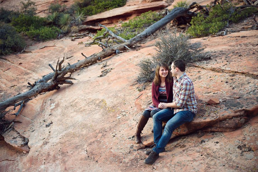 Zion-National-Park-Engagement-4