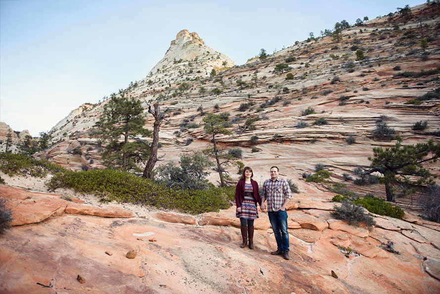 Zion-National-Park-Engagement-7