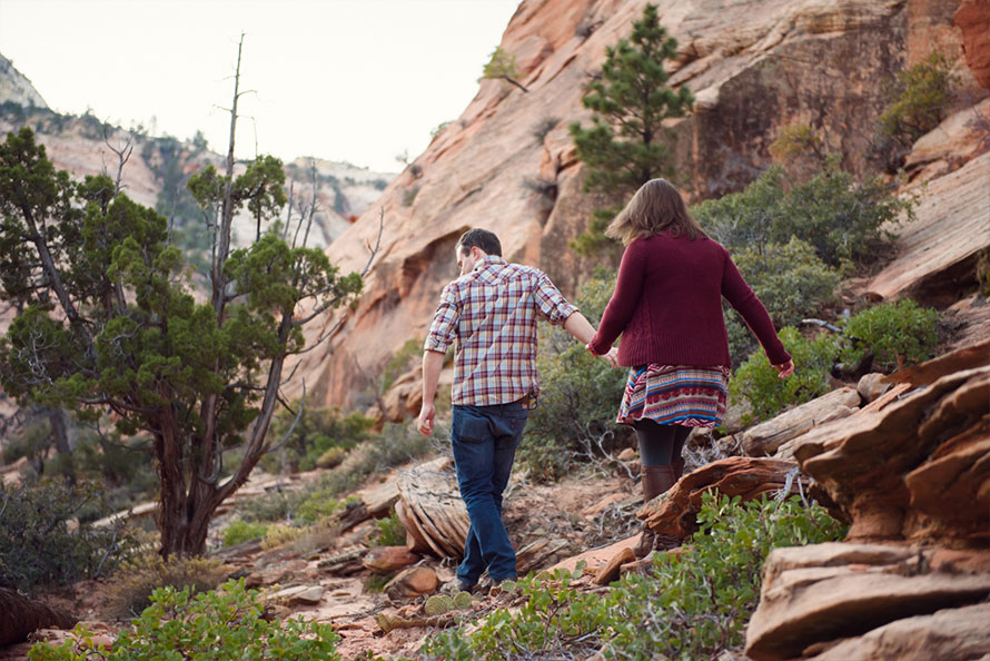 Zion-National-Park-Engagement-9
