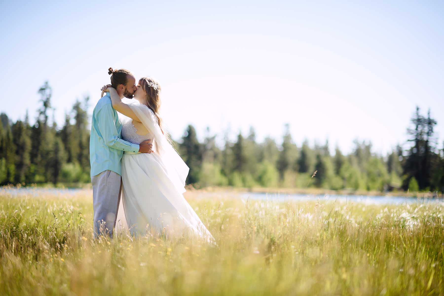 Duck Creek Wedding